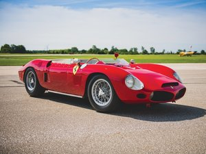 1962 Ferrari 196 SP by Fantuzzi For Sale by Auction