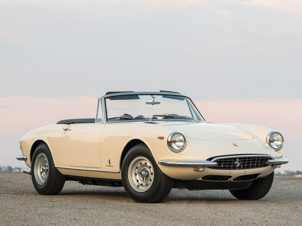 1969 Ferrari 365 GTS by Pininfarina For Sale by Auction (picture 1 of 6)