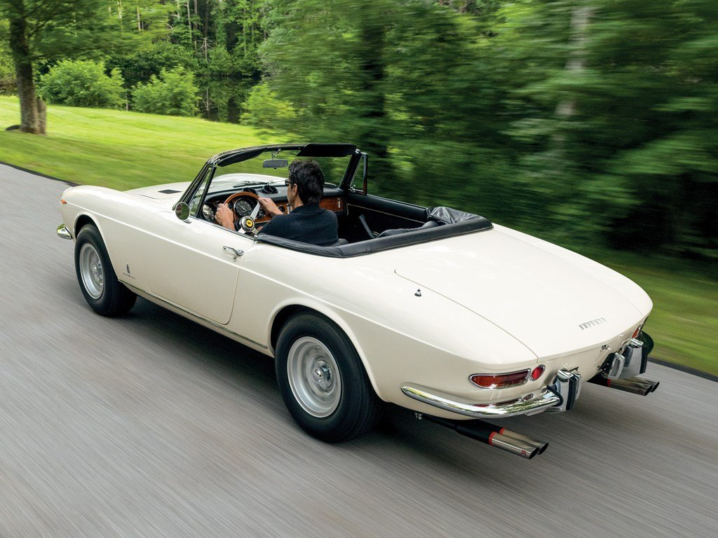 1969 Ferrari 365 GTS by Pininfarina For Sale by Auction (picture 2 of 6)