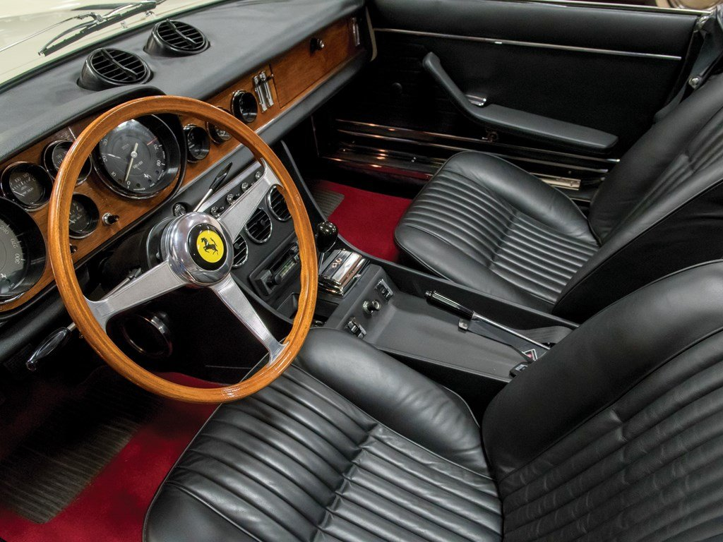 1969 Ferrari 365 GTS by Pininfarina For Sale by Auction (picture 4 of 6)
