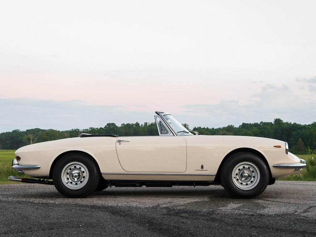 1969 Ferrari 365 GTS by Pininfarina For Sale by Auction (picture 5 of 6)
