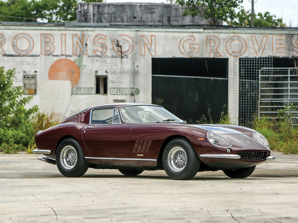 1966 Ferrari 275 GTB by Scaglietti For Sale by Auction (picture 1 of 6)
