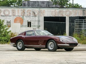 1966 Ferrari 275 GTB by Scaglietti For Sale by Auction