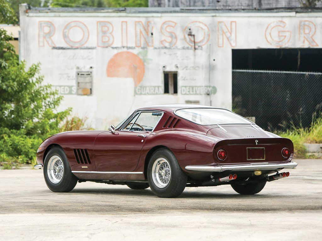 1966 Ferrari 275 GTB by Scaglietti For Sale by Auction (picture 2 of 6)