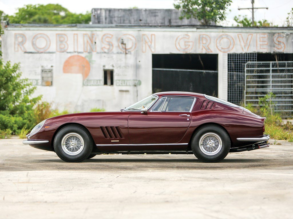 1966 Ferrari 275 GTB by Scaglietti For Sale by Auction (picture 5 of 6)