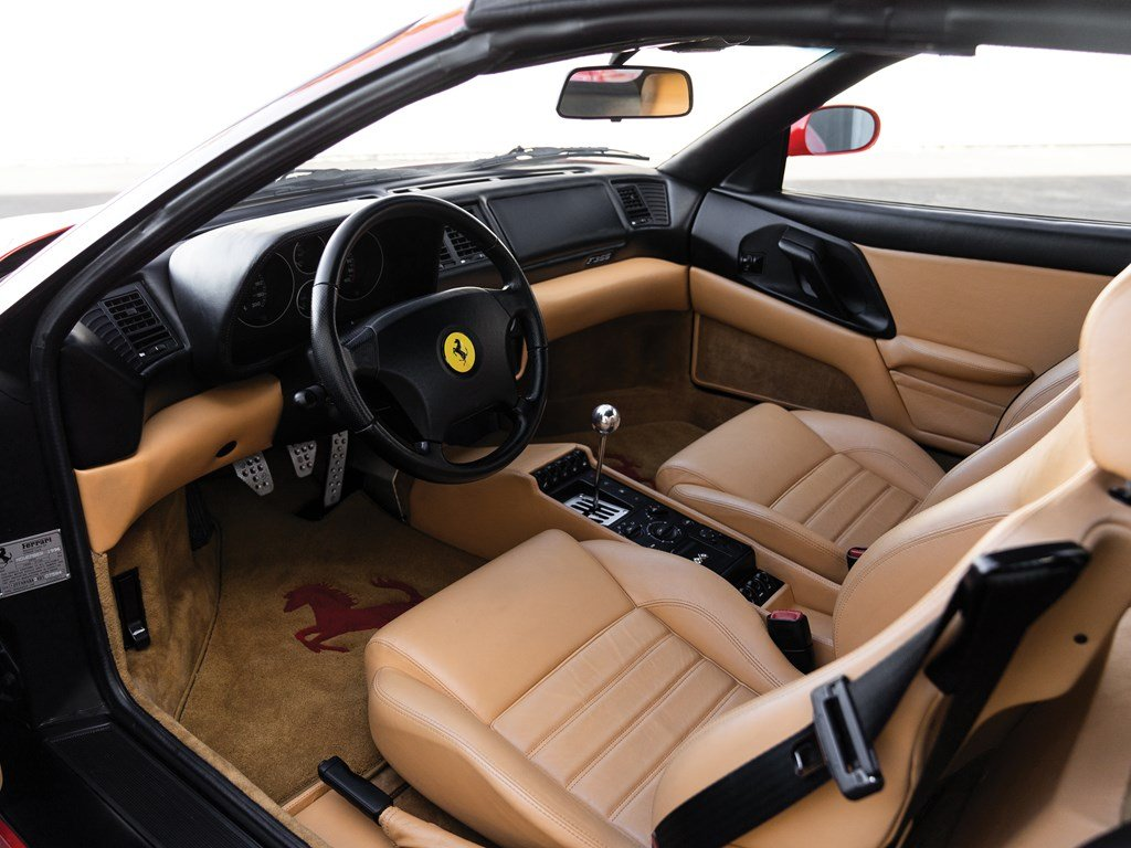 1997 Ferrari F355 Spider  For Sale by Auction (picture 4 of 6)