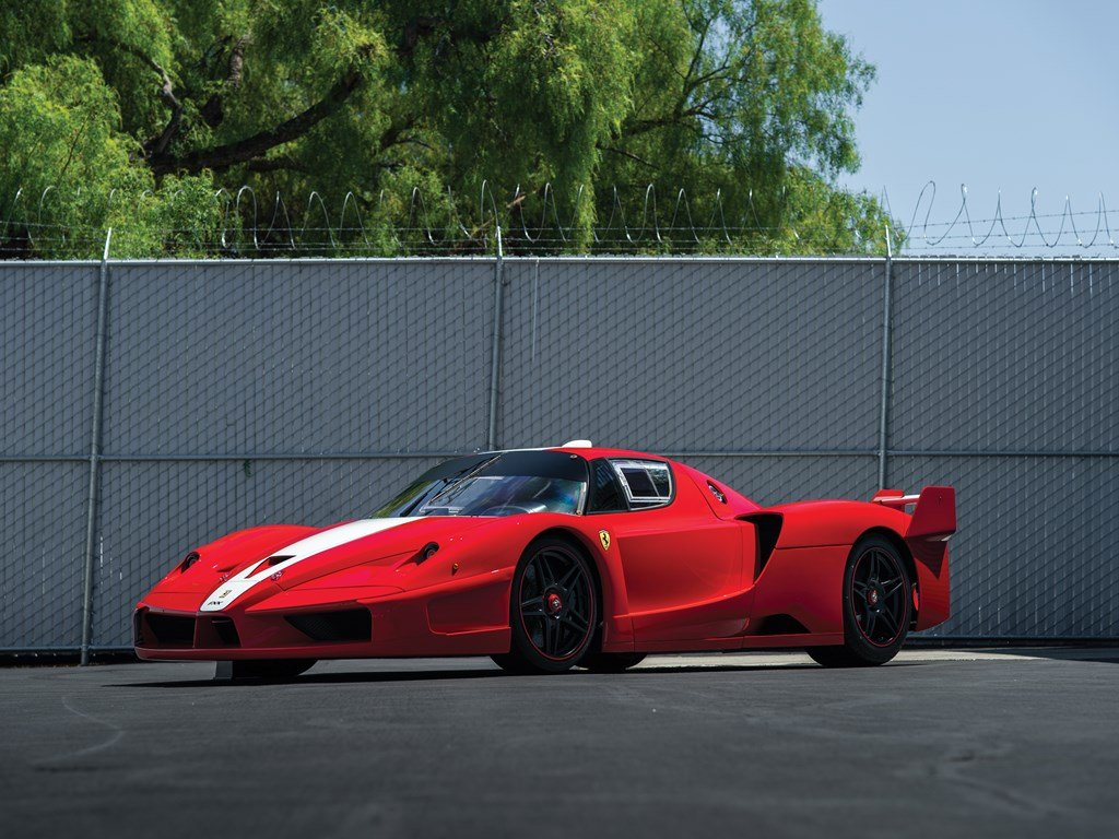 2006 Ferrari FXX  For Sale by Auction (picture 1 of 6)