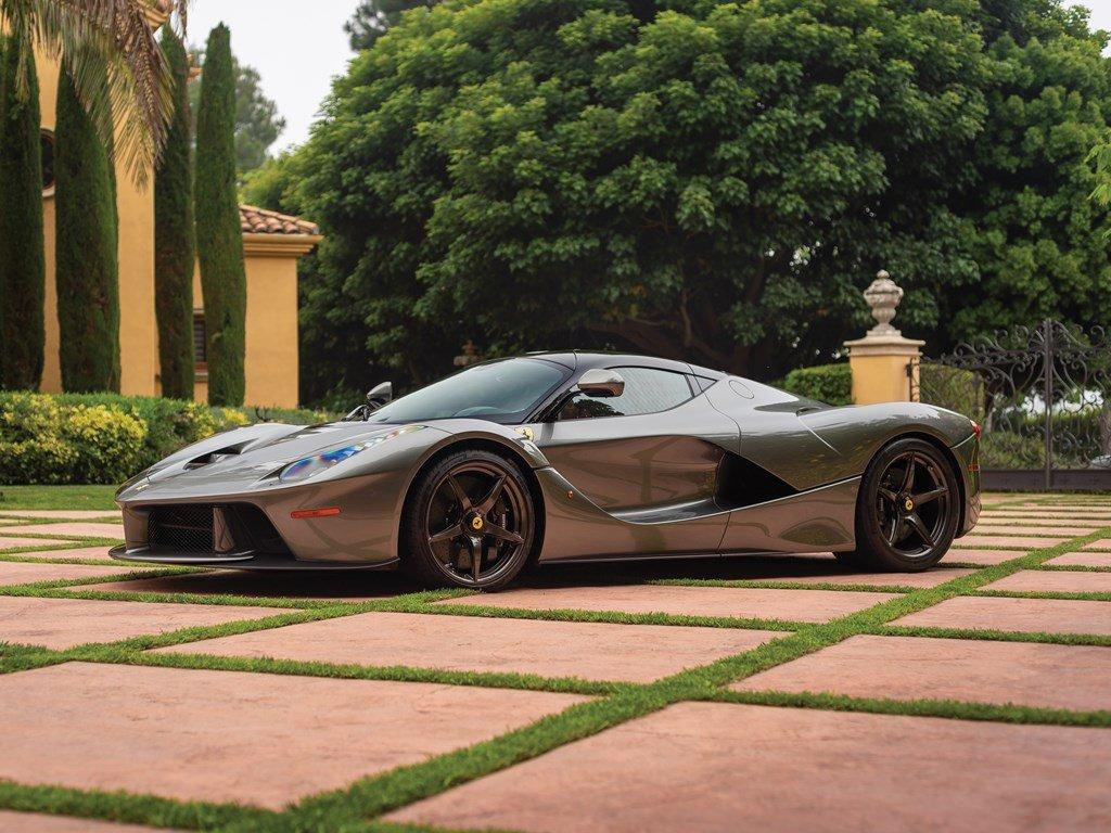 2014 Ferrari LaFerrari  For Sale by Auction (picture 1 of 6)