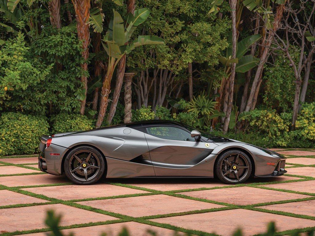 2014 Ferrari LaFerrari  For Sale by Auction (picture 5 of 6)