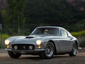 1962 Ferrari 250 GT SWB Berlinetta by Scaglietti For Sale by Auction
