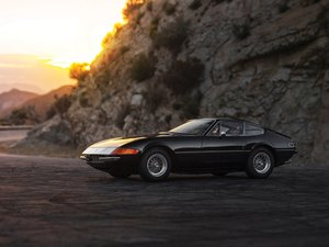 1971 Ferrari 365 GTB4 Daytona Berlinetta by Scaglietti For Sale by Auction