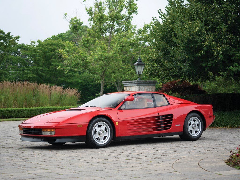 1986 Ferrari Testarossa  For Sale by Auction (picture 1 of 6)