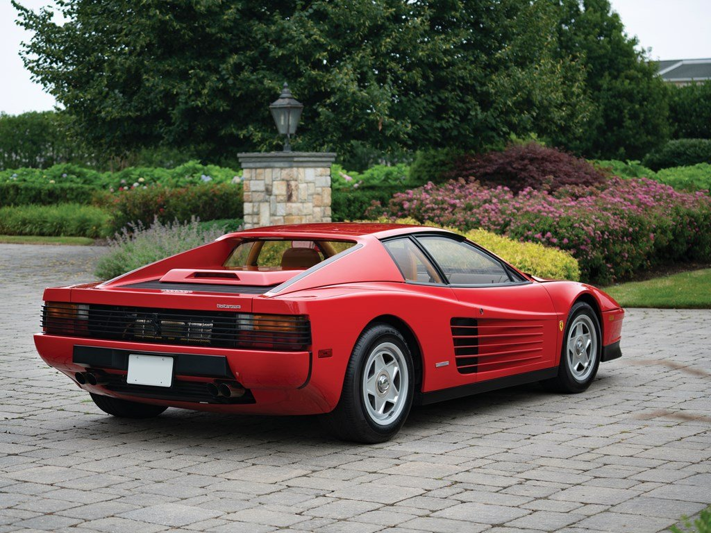 1986 Ferrari Testarossa  For Sale by Auction (picture 2 of 6)