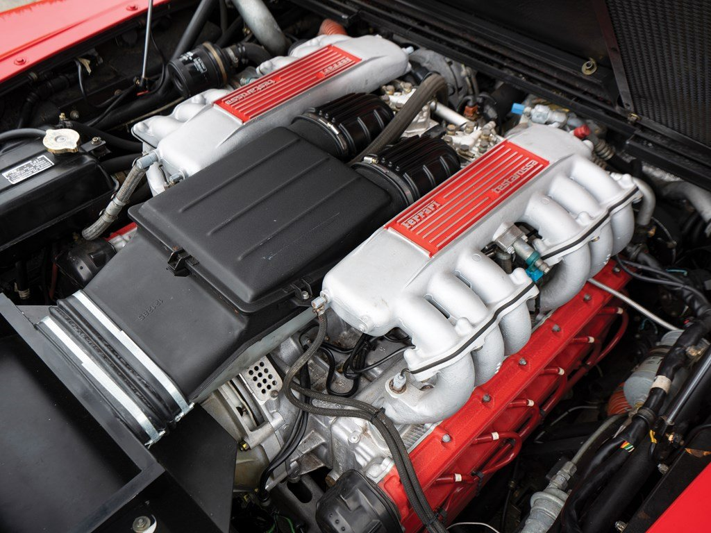 1986 Ferrari Testarossa  For Sale by Auction (picture 3 of 6)