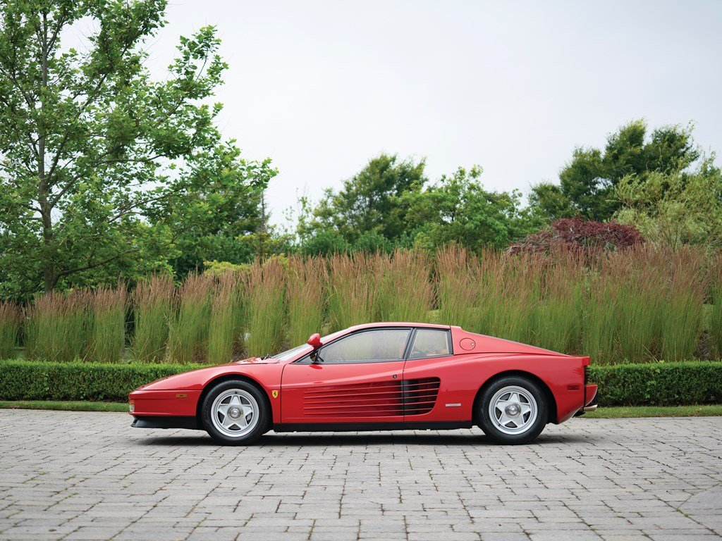 1986 Ferrari Testarossa  For Sale by Auction (picture 5 of 6)