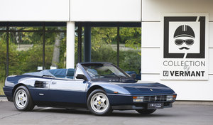 1992 Mondial T Convertible - 18.000km - NEW CONDITION!
