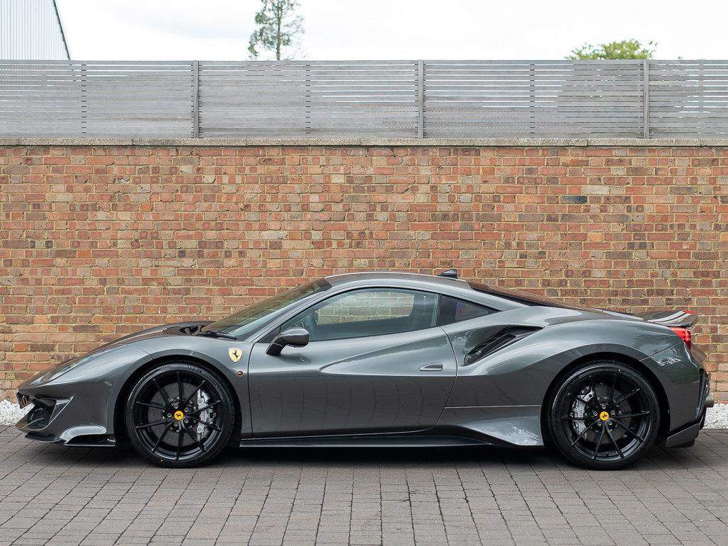 2019 Ferrari 488 Pista - VAT Qualifying For Sale (picture 2 of 6)