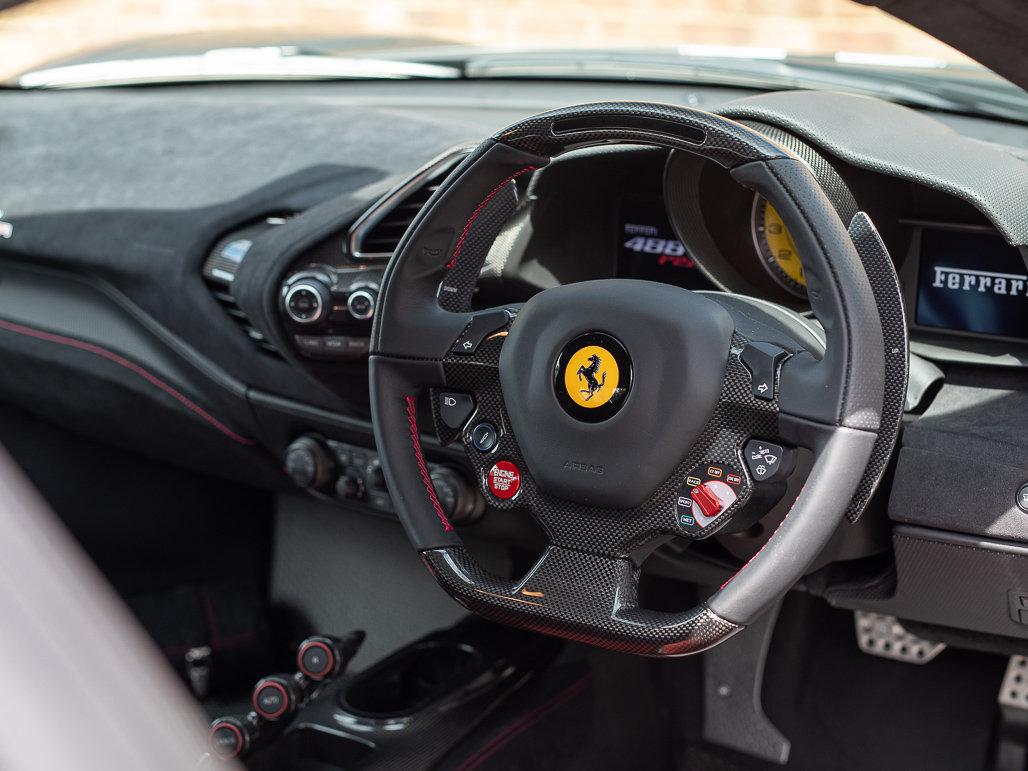 2019 Ferrari 488 Pista - VAT Qualifying For Sale (picture 4 of 6)