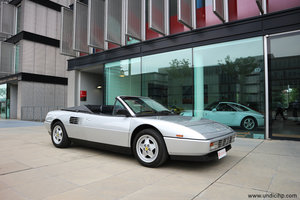 1990 Ferrari Mondial T 3.4 convertible For Sale