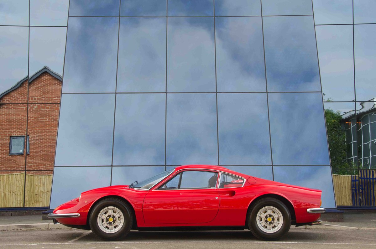 1971 Ferrari Dino 246 GT For Sale (picture 1 of 6)