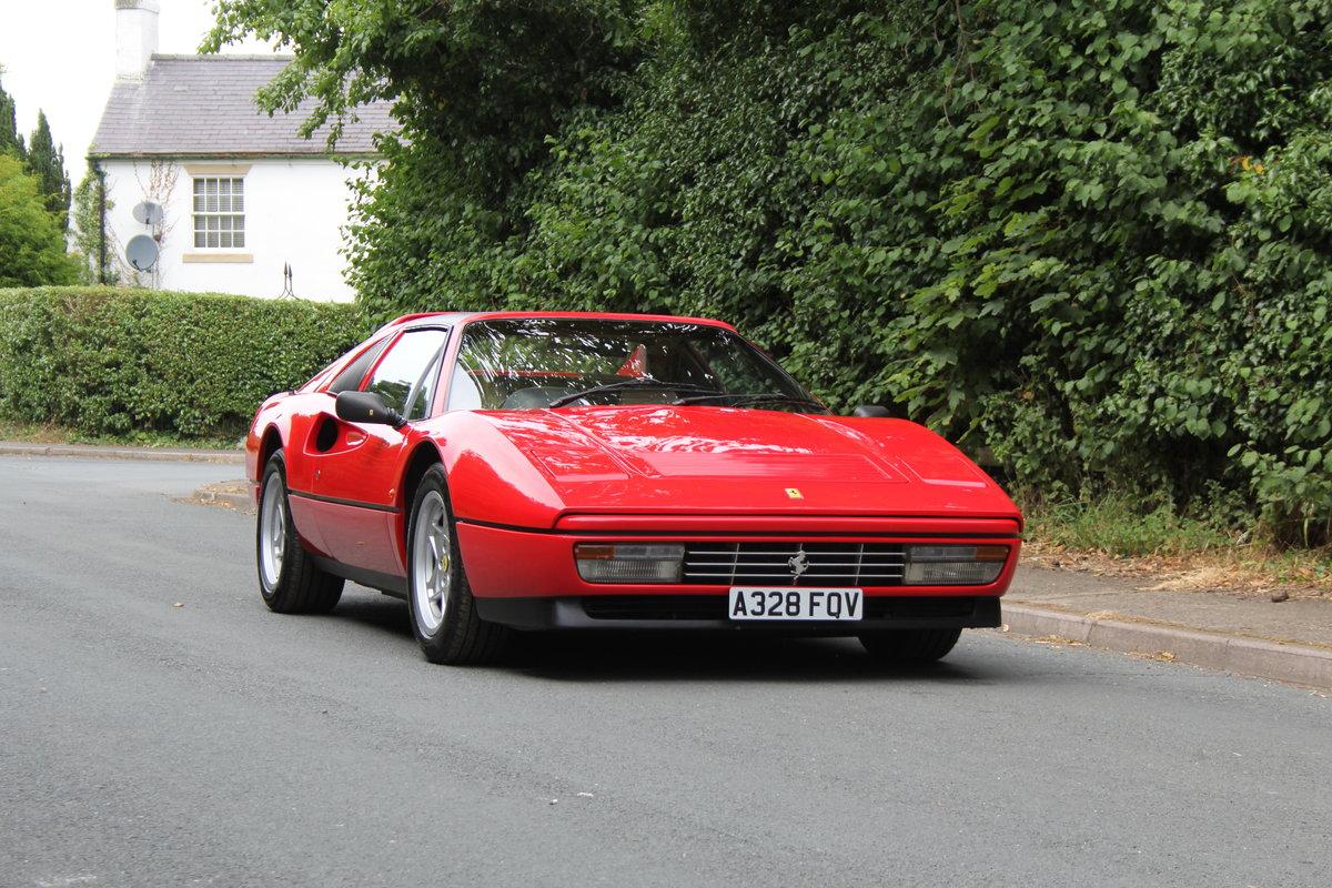 1988 Ferrari 328 GTS - UK Car, 40k miles FSH, recent clutch/belts For Sale (picture 1 of 12)