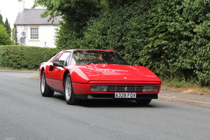 1988 Ferrari 328 GTS - UK Car, 40k miles FSH, recent clutch/belts