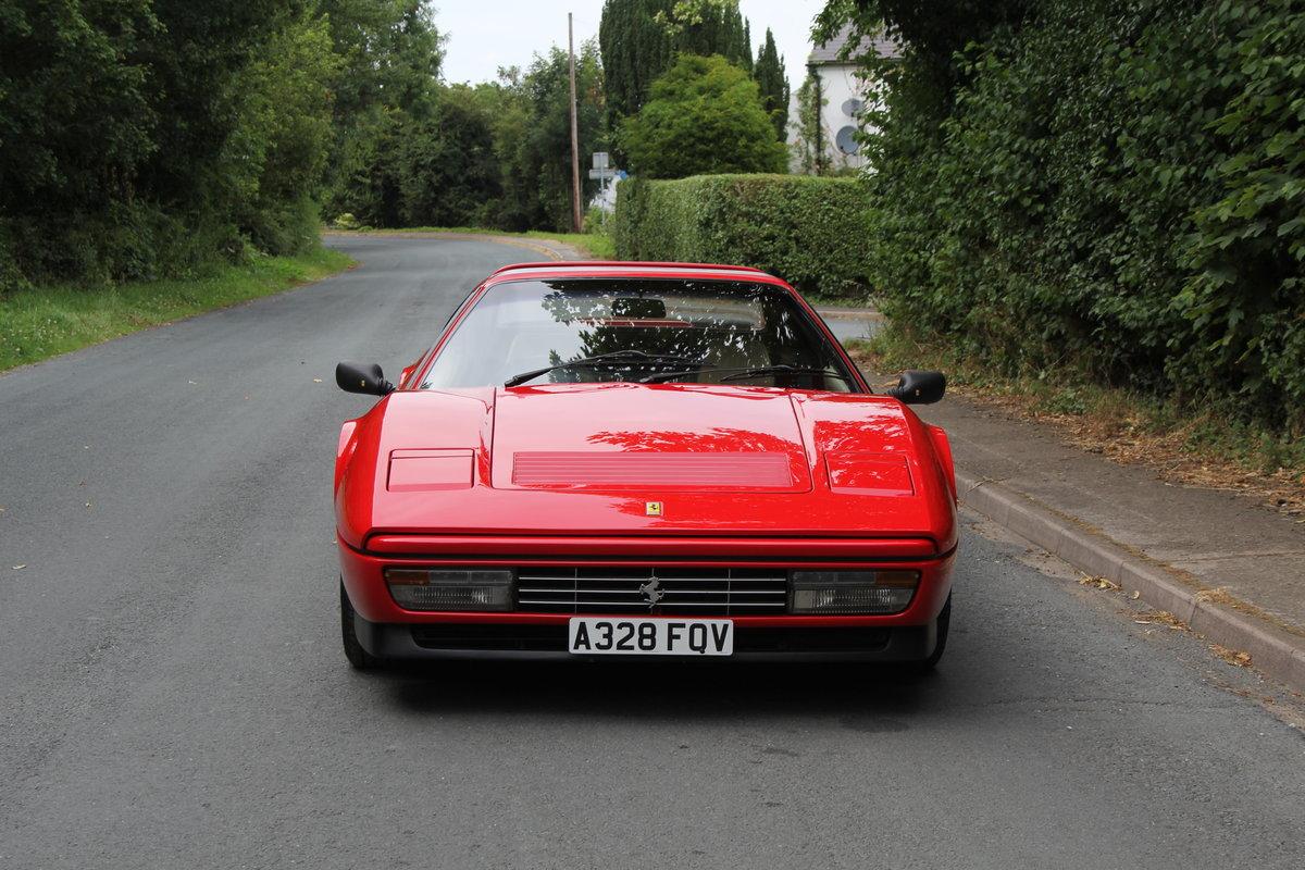 1988 Ferrari 328 GTS - UK Car, 40k miles FSH, recent clutch/belts For Sale (picture 2 of 12)