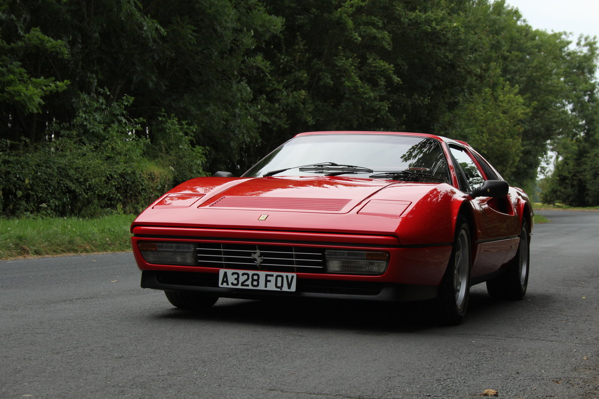 1988 Ferrari 328 GTS - UK Car, 40k miles FSH, recent clutch/belts For Sale (picture 3 of 12)