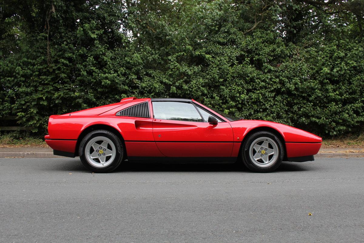 1988 Ferrari 328 GTS - UK Car, 40k miles FSH, recent clutch/belts For Sale (picture 6 of 12)