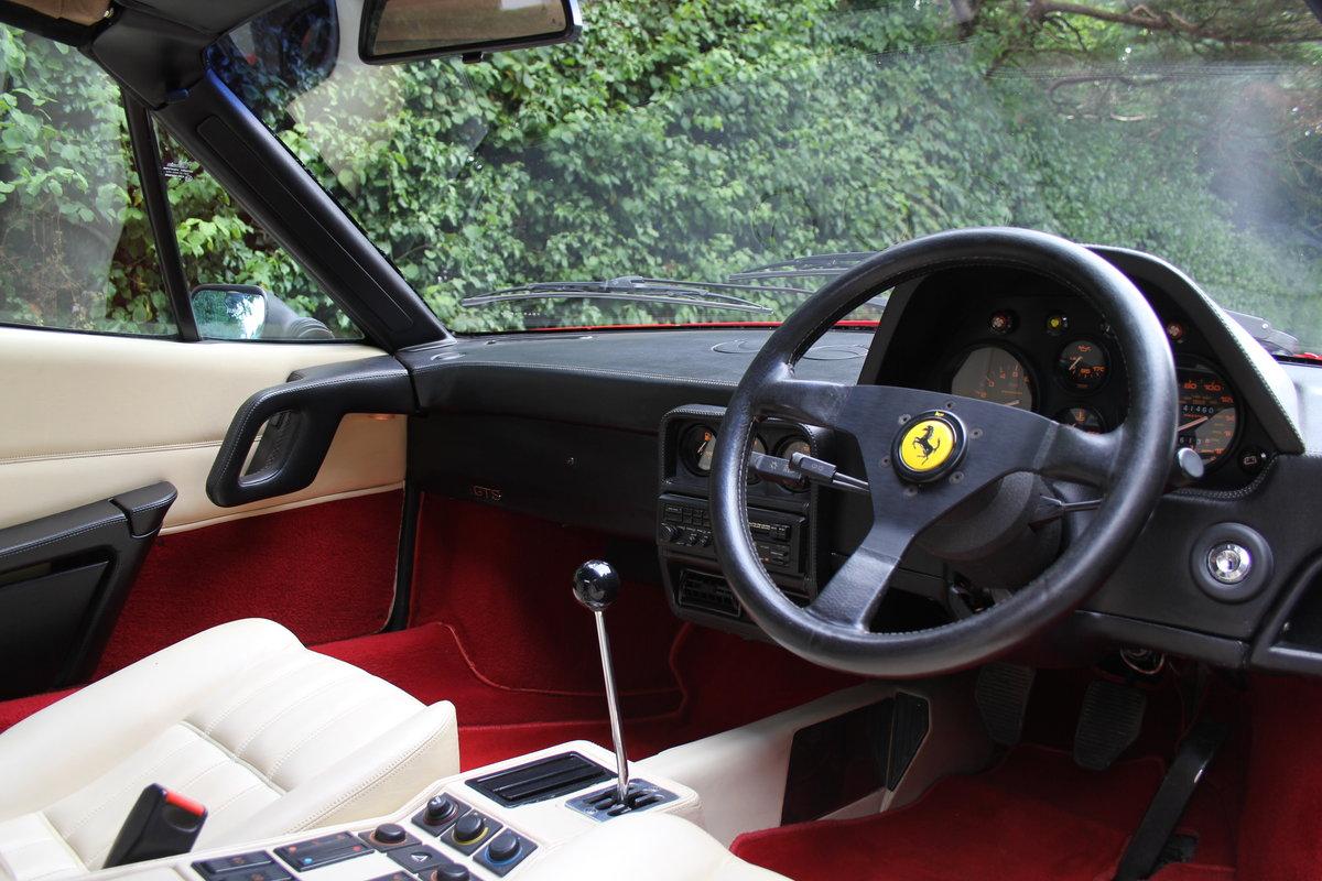 1988 Ferrari 328 GTS - UK Car, 40k miles FSH, recent clutch/belts For Sale (picture 7 of 12)