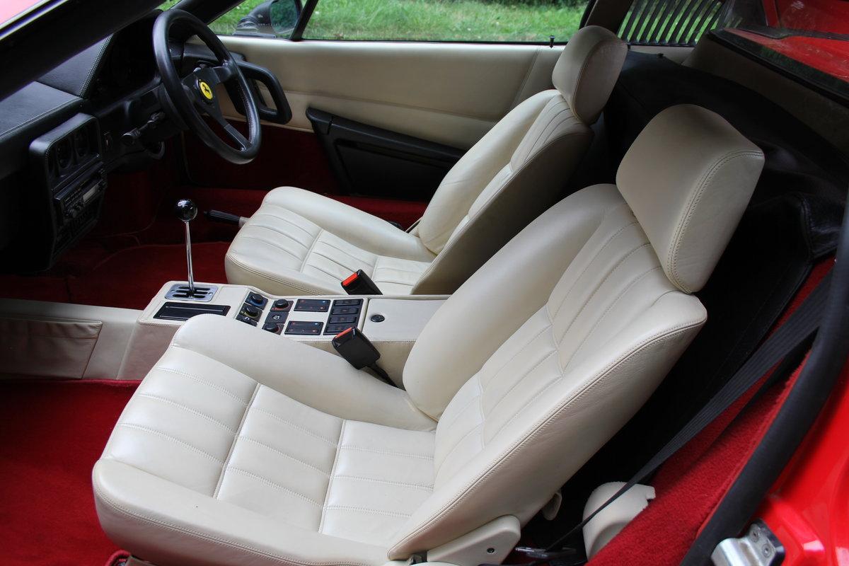 1988 Ferrari 328 GTS - UK Car, 40k miles FSH, recent clutch/belts For Sale (picture 9 of 12)