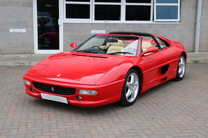 1998 Ferrari F355 GTS Manual For Sale