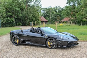2009 F430 Scuderia Spider 16M For Sale