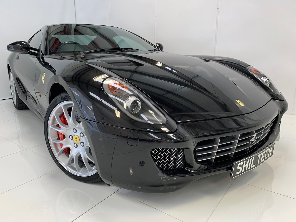 2008 UK RHD Only 16,376 Miles! Incredible FFSH History! For Sale (picture 4 of 6)