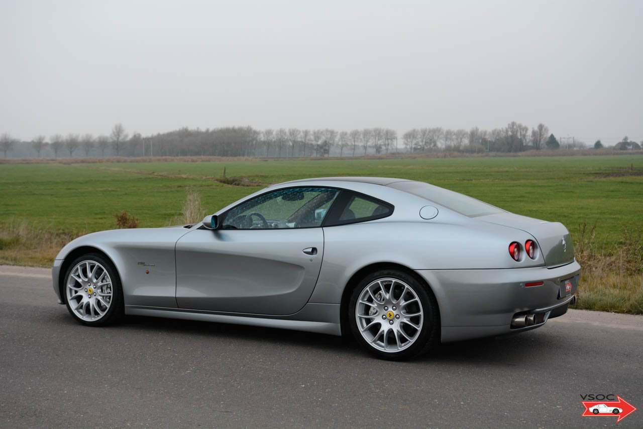612 Scaglietti One-to-One, very beautiful personalized. For Sale (picture 2 of 6)
