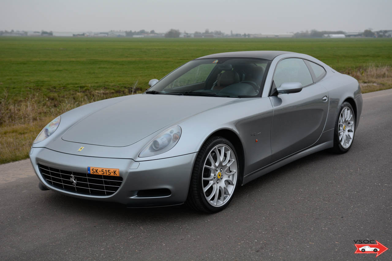 612 Scaglietti One-to-One, very beautiful personalized. For Sale (picture 3 of 6)