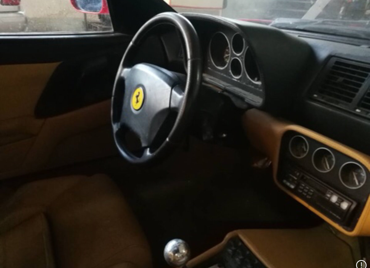 1996 Early manual gearbox Ferrari F355 Spider For Sale (picture 5 of 6)