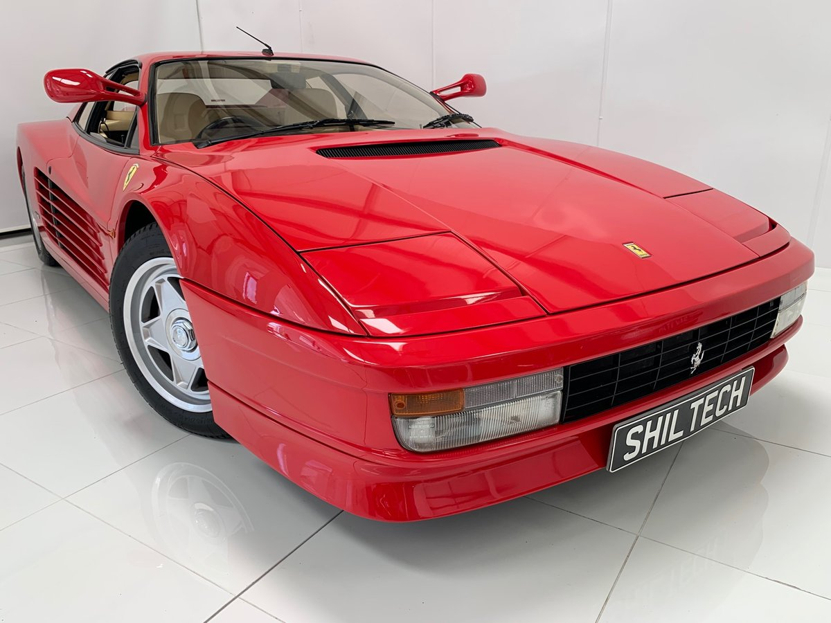 1985 UK RHD Only 23,697 Miles! Single Mirror! Serviced & Cambelts For Sale (picture 4 of 6)