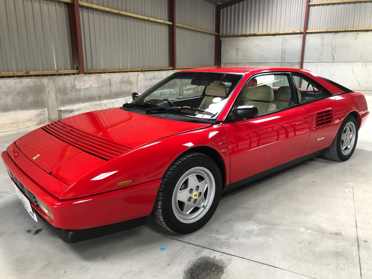 1993 Ferrari mondial t  For Sale (picture 1 of 6)