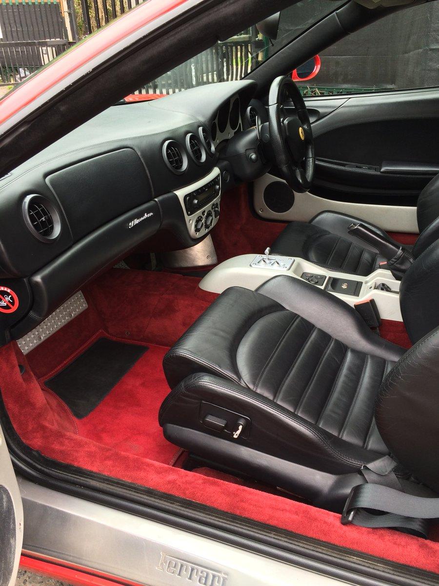 2000 Ferrari 360 Modena  For Sale (picture 5 of 6)