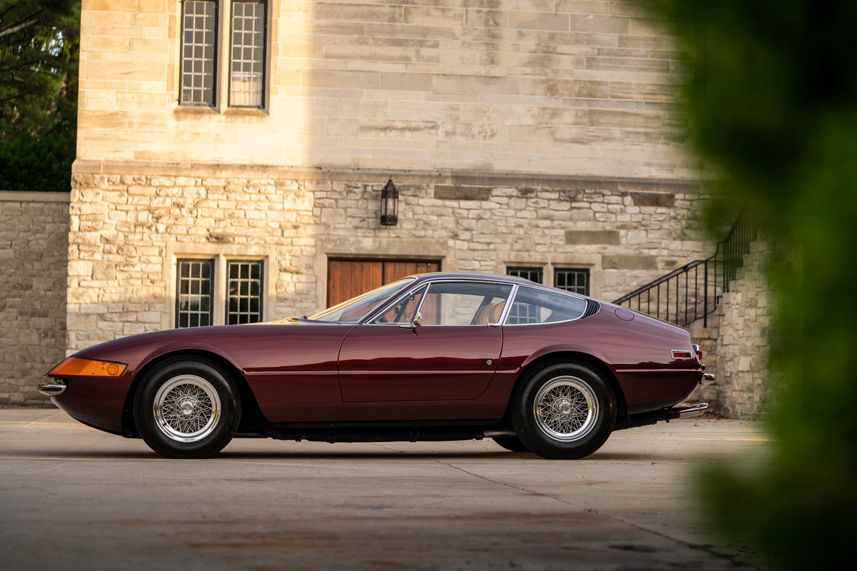 1972 Ferrari 365 GTB/4 Daytona For Sale (picture 2 of 6)