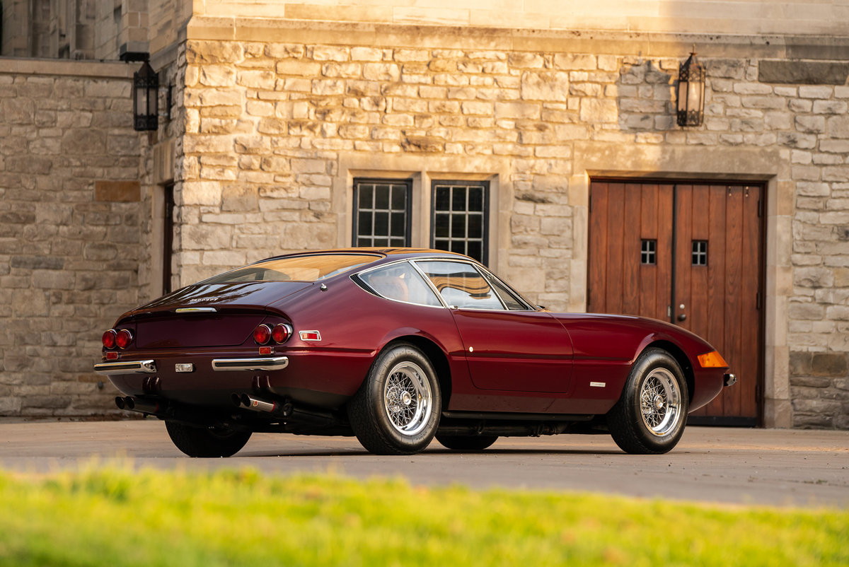 1972 Ferrari 365 GTB/4 Daytona For Sale (picture 3 of 6)