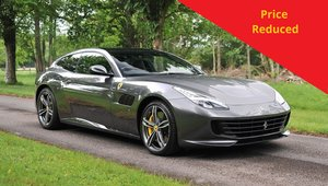 2017 Ferrari GTC4 Lusso 6.3 V12 with only 5821 miles SOLD