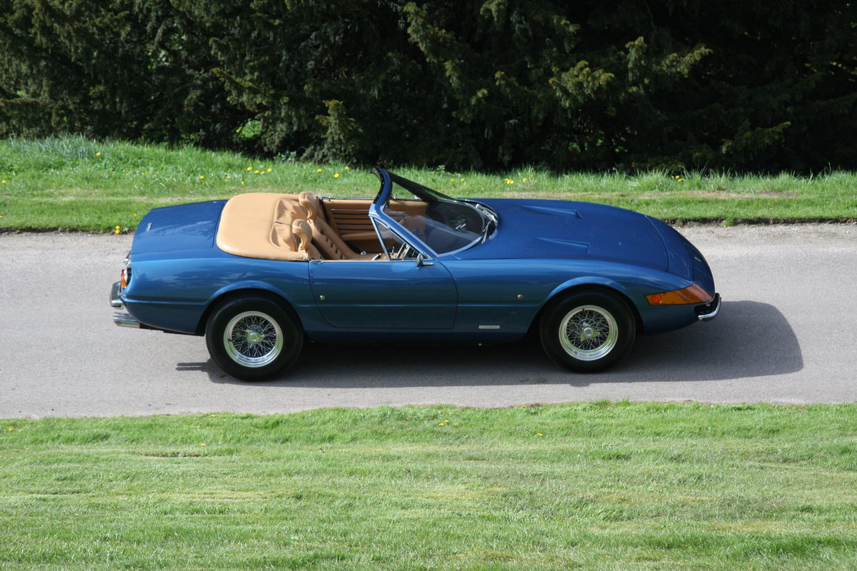 1972 Stunning Daytona Spider Conversion 8k miles from new For Sale (picture 1 of 6)
