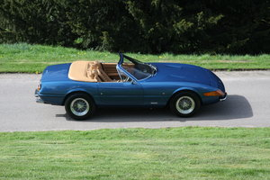 1972 Stunning Daytona Spider Conversion 8k miles from new For Sale