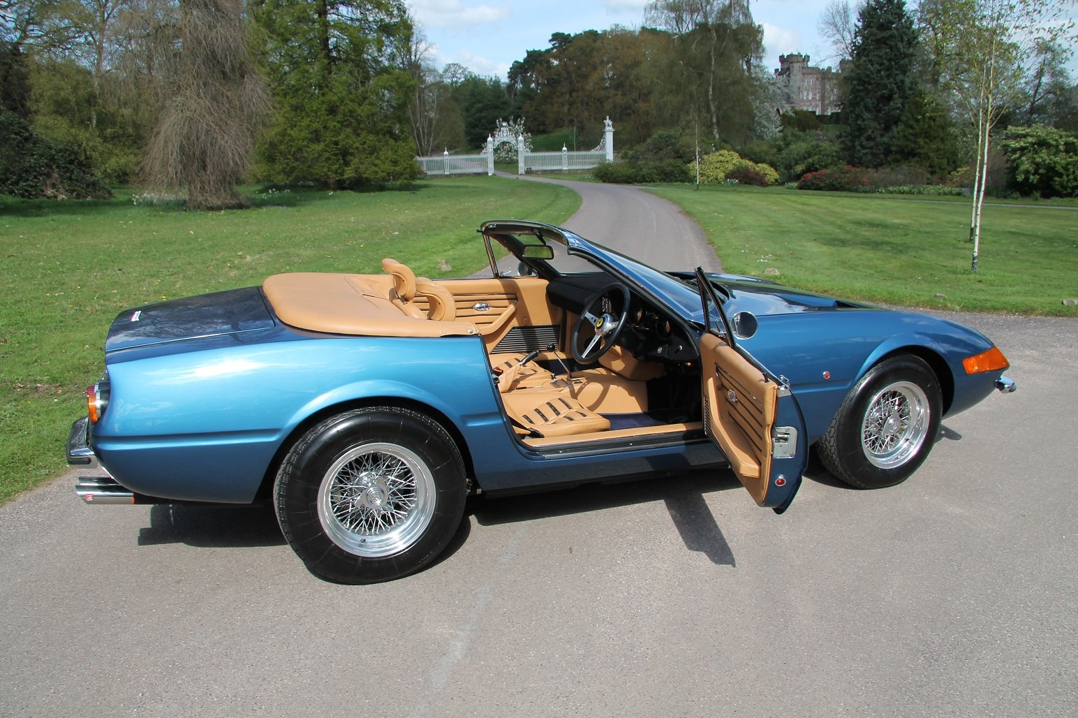 1972 Stunning Daytona Spider Conversion 8k miles from new For Sale (picture 6 of 6)