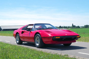 1978 Ferrari 308 GTS For Sale by Auction
