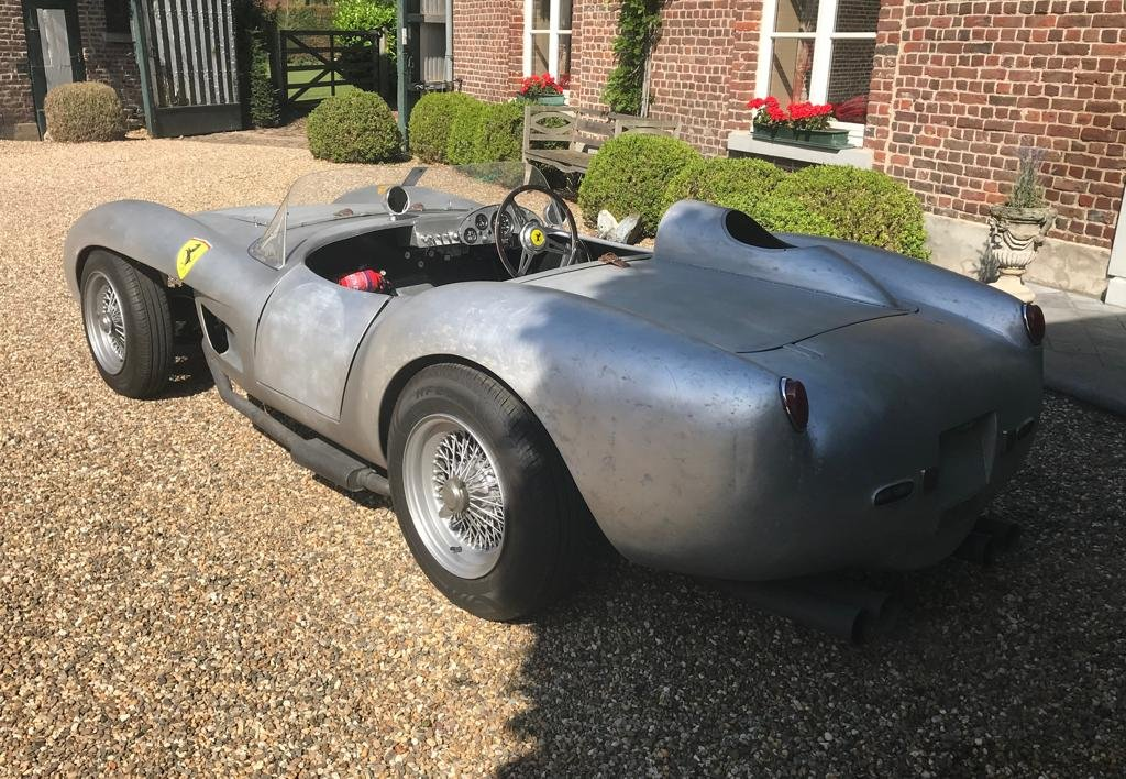 1957 Ferrari 250 TR replica For Sale (picture 2 of 6)