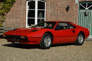 1983 Ferrari 208 GTB For Sale