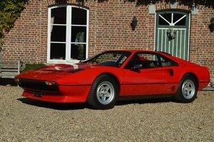 1982 Ferrari 208 GTB Turbo For Sale